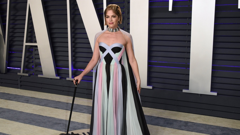 Selma Blair arrives at the Vanity Fair Oscar Party on Feb. 24, 2019, in Beverly Hills, Calif. (Photo by Evan Agostini/Invision/AP, File)