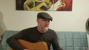 Sault musician Jay Case's version of 'Crazy Love'