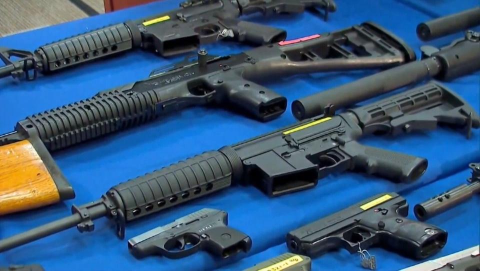 Advocates push Liberals over gun control