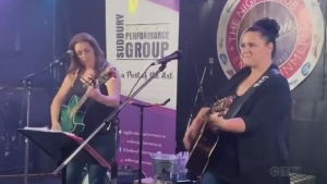Peppy song by Sudbury's Chicks with Picks
