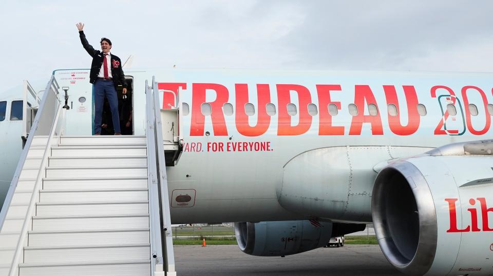 Liberal Party plane