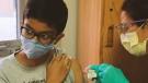 Child COVID-19 vaccine