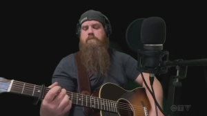 Sudbury musician performs 'Fire Away' cover
