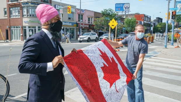 Truth Tracker: Can the NDP take credit for improving pandemic benefits?