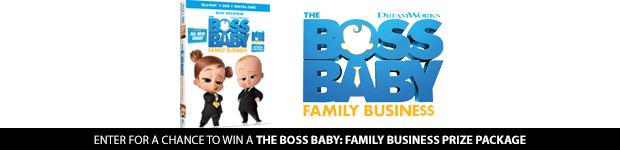 Boss Baby Listing