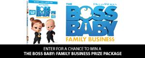 Boss Baby Carousel