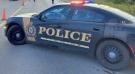 Timmins police cruiser (CTV Northern Ontario file)