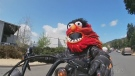 Sawatsky Sign-Off- Muppet Motorcyclist