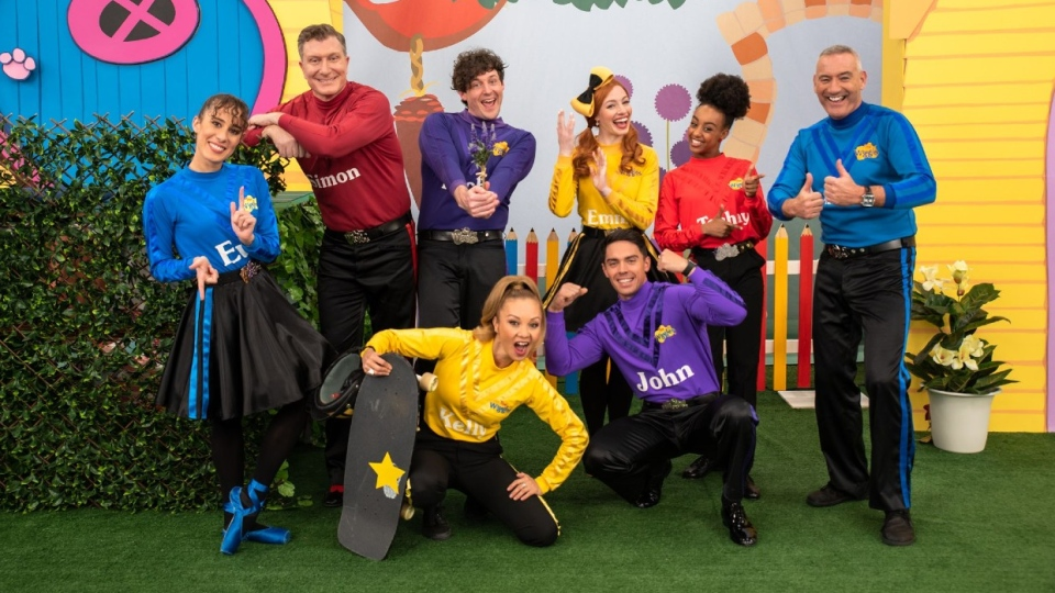 The Wiggles new cast