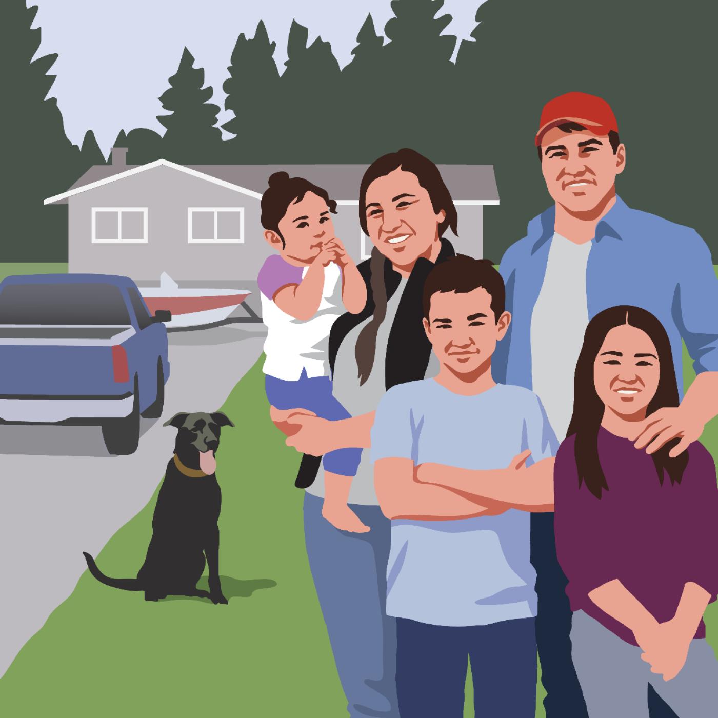 Indigenous Families - Environics