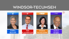 Windsor-Tecumseh Candidates 2021 Federal Election