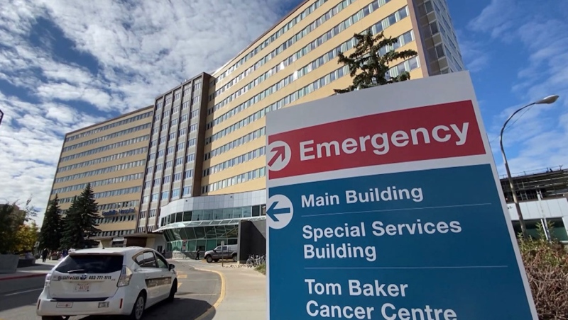 COVID-19 cases are once again on the rise in Calgary and Alberta and physicians are concerned about the stress on the health care system.