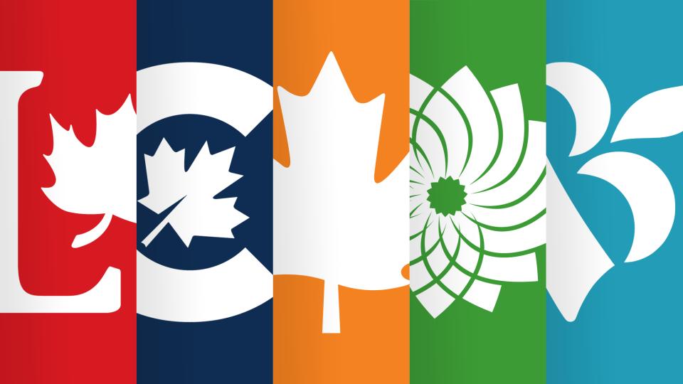 Federal party platform guide 2021 (CTV News)