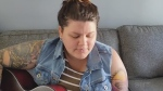 An Amy Winehouse cover from Kapuskasing