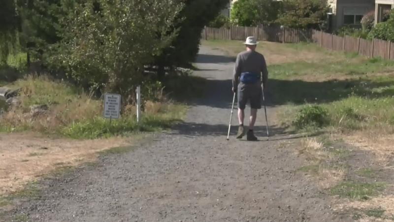 Hike The Island: Cedar Hill Chip Trail