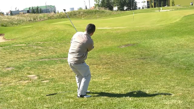 Wingfield Golf Course near the airport is open again after being shut down for close to 2 years