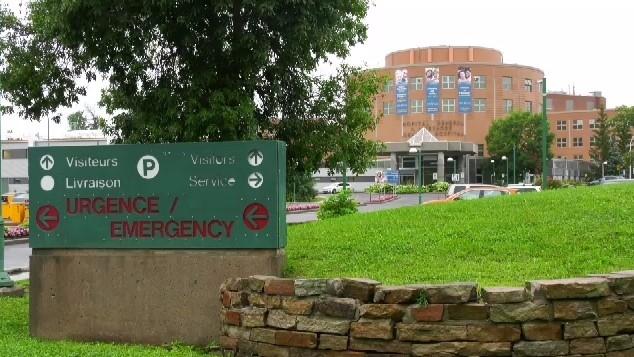 The Lakeshore General Hospital.