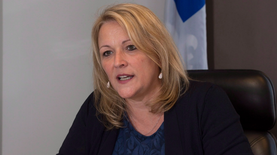 Lise Theriault