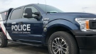 A Barrie police vehicle is pictured in this FILE IMAGE. (Barrie Police Services)