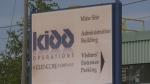 Glencore's Kidd operations in Timmins. August 2021 (Lydia Chubak/CTV Northern Ontario)