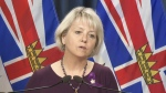 Provincial health officer Dr. Bonnie Henry provides an update on COVID-19 in British Columbia.