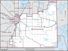 Provencher map