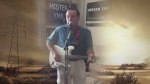 Sudbury man performs an original song