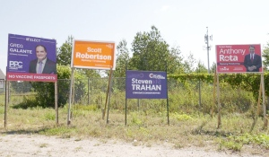 CTV News is bringing you local coverage of each riding in northeastern Ontario, the main party candidates seeking election, as well as their policies and platforms. (Eric Taschner/CTV News)