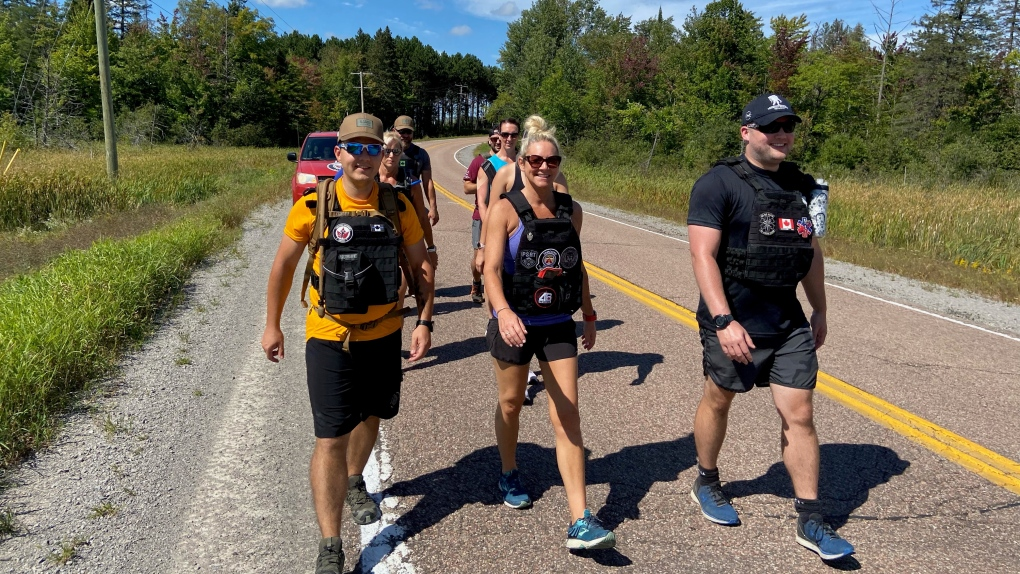 Walk for the Wounded