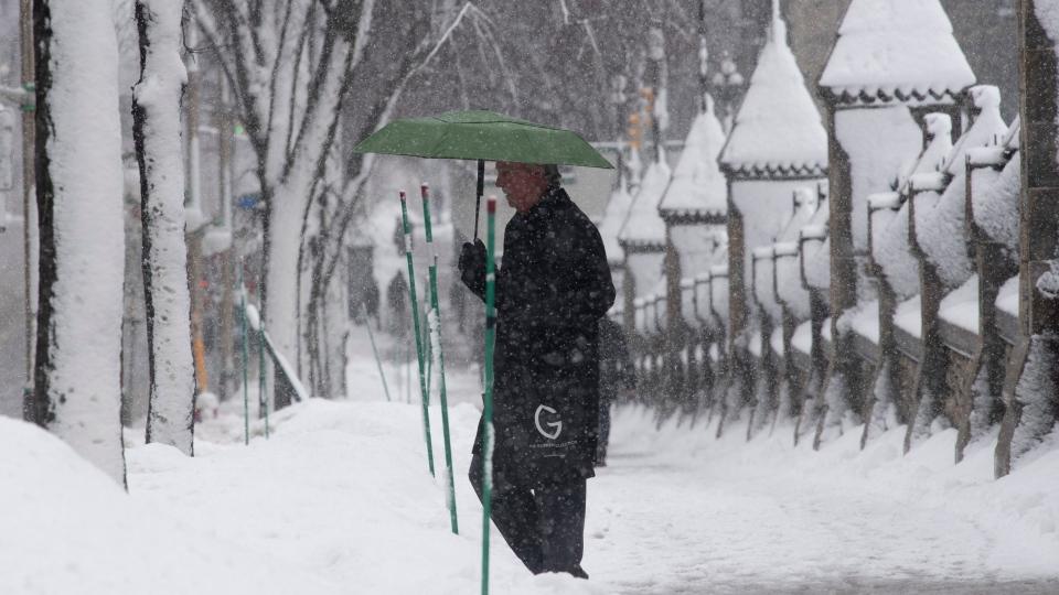 Ottawa snow storm