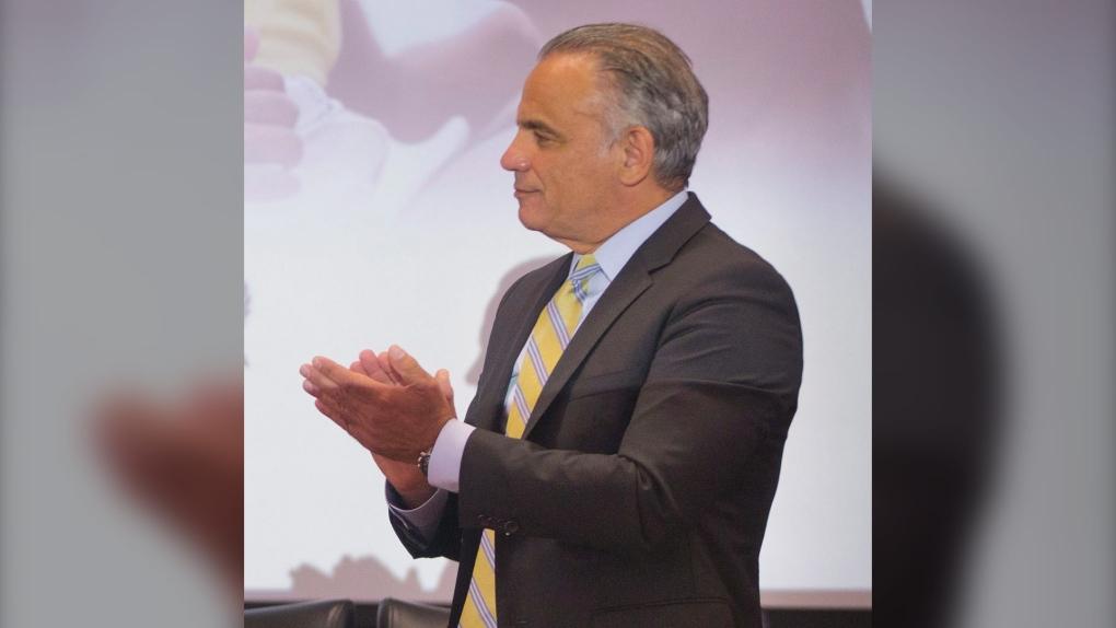 Dr. Luiz Loures in 2015