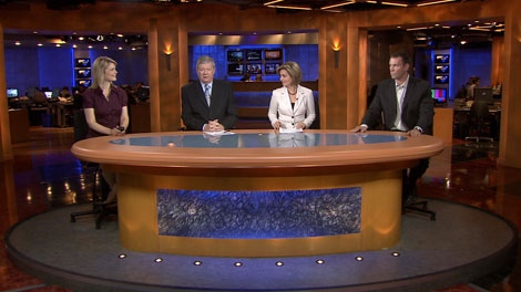 CTV British Columbia is the first television station in western Canada to broadcast news in full high definition. November 23, 2009.