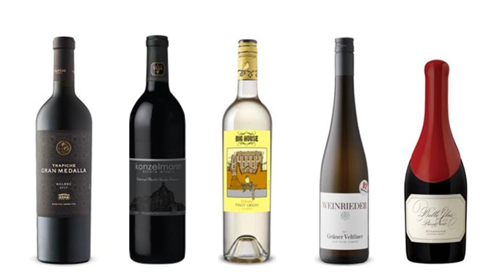 Natalie MacLean's Wines of the Week, Sept. 7, 2021