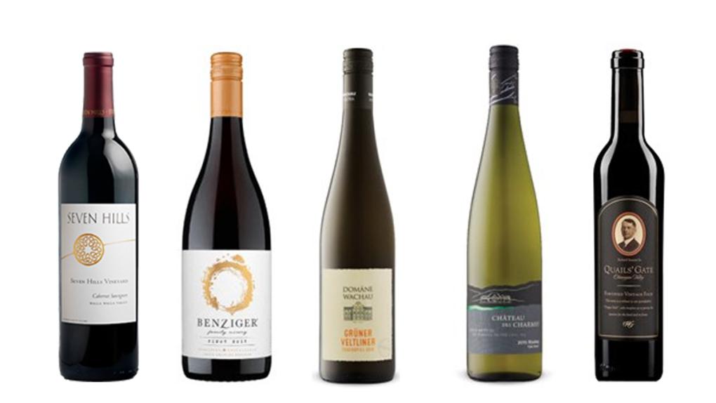Natalie MacLean's Wines of the Week, Aug. 16, 2021
