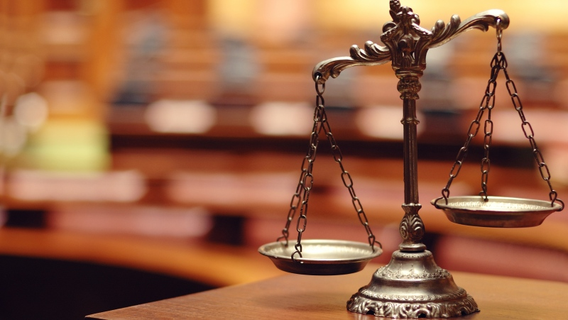Scales of justice. (Shutterstock)