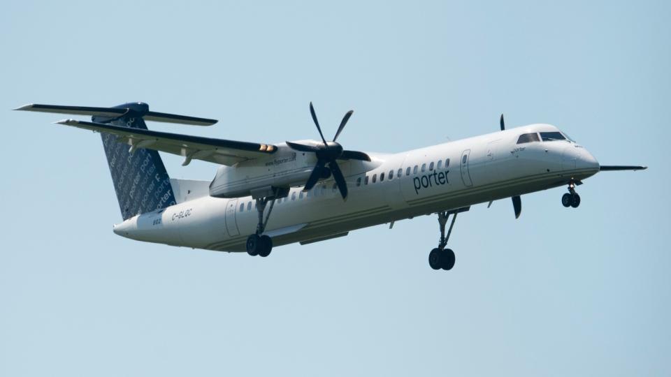 Porter Airlines Ottawa
