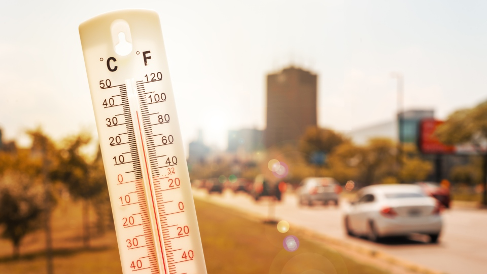 Thermometer / heat wave