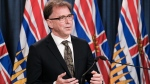 B.C. Health Minister Adrian Dix speaks in Victoria on Tuesday, Sept. 7, 2021. (Province of BC/Flickr)