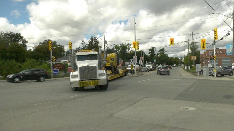 Manotick trucks