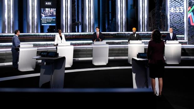 Fact checks and analysis of the English-language federal leaders' debate - CTV News