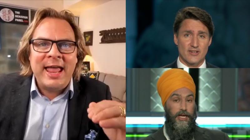 Body language expert on debate performance
