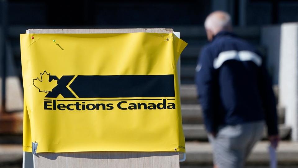 Federal Election in Ottawa