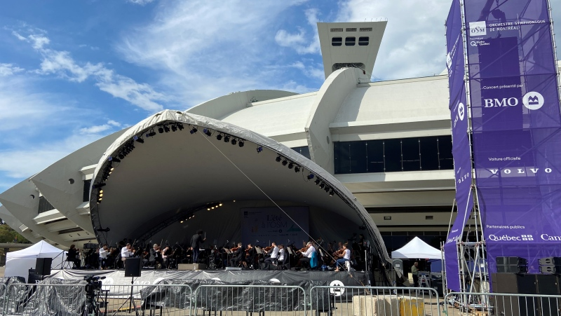 The Montreal Symphony Orchestra performed for the first time under new director Rafael Payare for the first time.