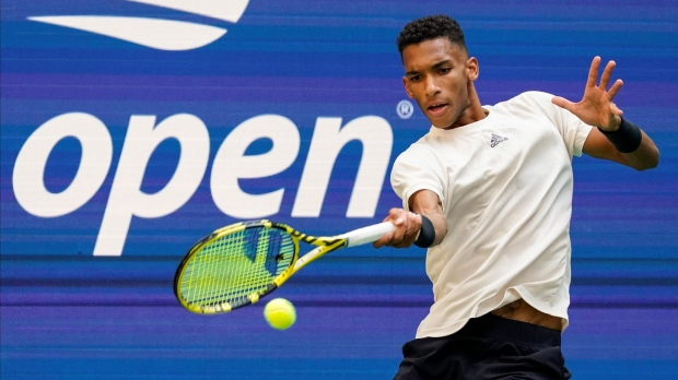 Montreal's Auger-Aliassime out at U.S. Open; crowd fave Fernandez now carries Canada's hopes