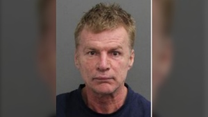 Ottawa police say the remains of James Macauley Teasdale, 58, of Ottawa, were discovered at a recycling plant in Ottawa's southeast end on Friday, Sept. 10, 2021. (Ottawa police handout)