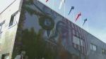 New mural celebrates Nordic culture