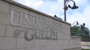university of guelph sign school
