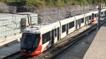 File image of Ottawa's Confederation Line LRT. (CTV News Ottawa)