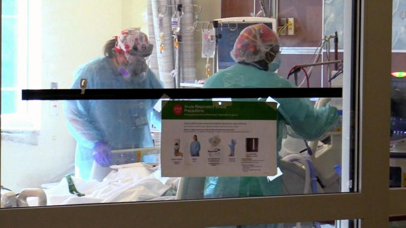 CTV National News: Harsh conditions for nurses