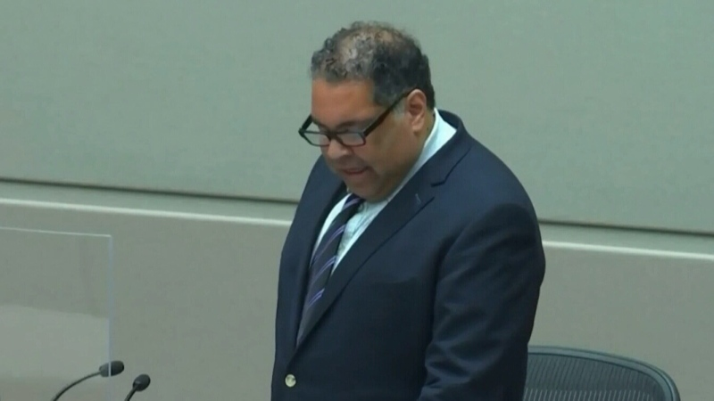 Mayor, council say their final farewells